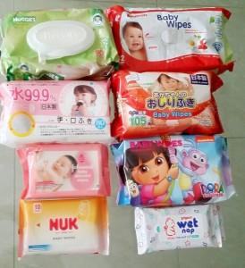 Baby Wipe Challenge