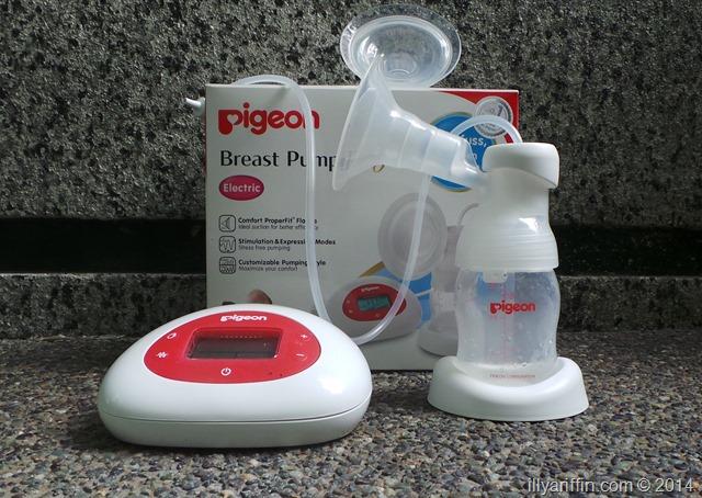Pigeon Breast Pump Pro - $279