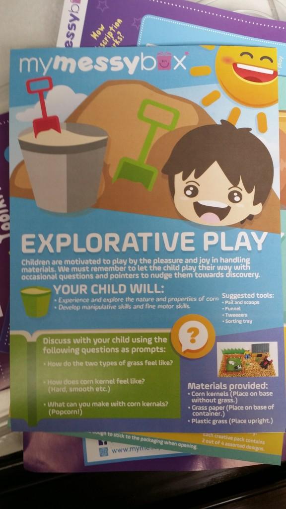 Explorative Play