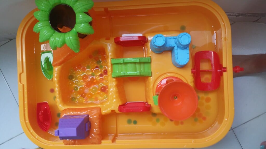 Water & Sand play table!