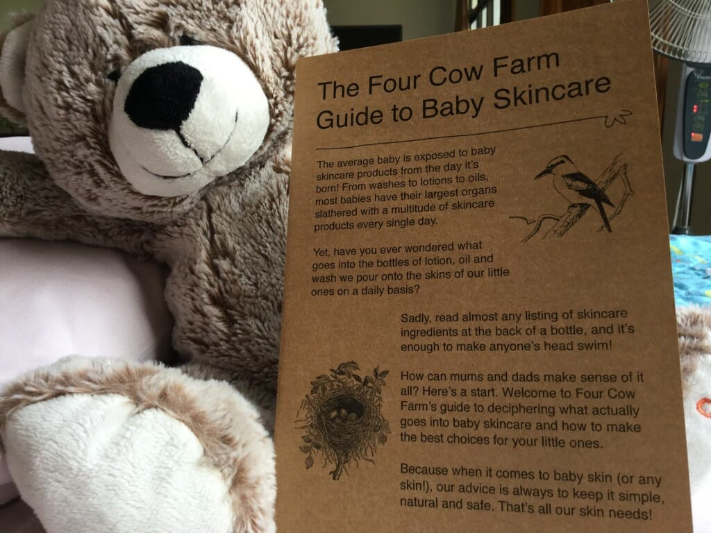 Guide To Baby Skincare
