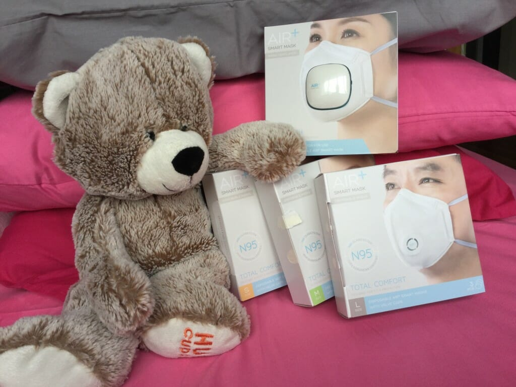 AIR+ Smart Mask